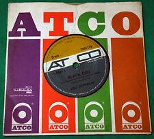 """Led Zeppelin - Black Dog / Misty Mountain Hop BRAZIL RARE 7""""Single 1972 ATCO"""