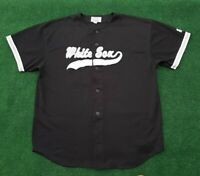 Vtg Rare MLB Chicago White Sox #35 Frank Thomas Starter Baseball Jersey Mens XL