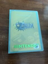 Legend of Zelda: Majora's Mask With Manual Gold Hologram (Nintendo 64 N64)