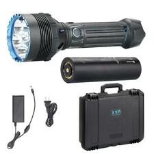 Olight X9R Marauder 25000 lumen CREE LED flashlight/searchlight rechargeable