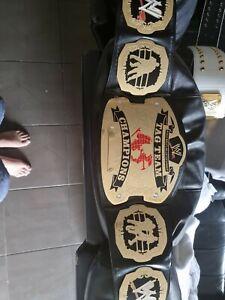 Wwe World Tag Team Championship Belt