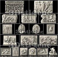 18 3D STL Models Antique Panels for CNC Router Carving Machine Artcam aspire