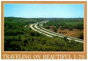Traveling On Beautiful Interstate 70 PC1226