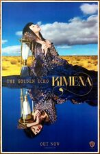KIMBRA The Golden Echo Ltd Ed Discontinued RARE Poster +FREE Indie Pop Poster!
