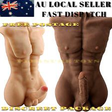 Dildo Dong Realistic Ass Penis Cock Ball Anal Male Masturbator Gay/Adult Sex Toy
