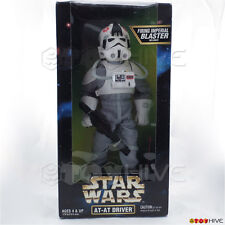 Star Wars Action Collection AT-AT Driver 12 inch figure by Kenner worn box