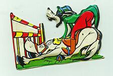 Figurina MIO-WALT DISNEY-Pippo Ippica Olimpionico a cavallo-GOOFY OLIMPIC Horse