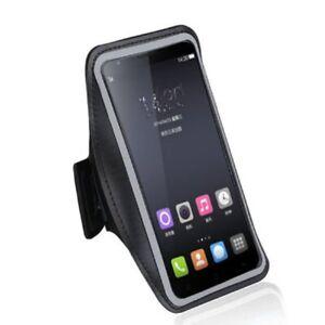 für Wiko Jimmy Armbandtasche Reflektierende Armband Neopren
