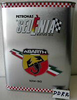 4 LITRI OLIO MOTORE  SELENIA ABARTH 10W50  ABARTH FIAT 500 PUNTO ABARTH