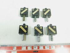 bk436-0,5 #6x Märklin voie 0 blech-laternenimitat pour aiguillage