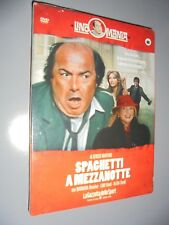 DVD N° 8 LINOMANIA SPAGHETTI A MEZZANOTTE LINO  BANFI