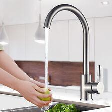 BONADE Wasserhahn Küchenarmatur Einhebelmischer Spültischarmatur Armatur Küche