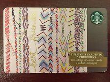 HTF Starbucks Best Friend Gift Card Never Swiped NO $ VALUE