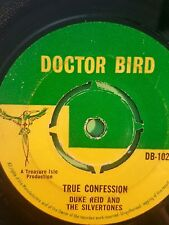 DUKE REID  45 TRUE CONFESSION  / MORE LOVE THE SILVERTON / TOMMY MCCOOK AND THE