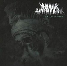 """Anaal Nathrakh """"A New Kind Of Horror"""" CD [Industrial Black Grind from UK, 2018]"""