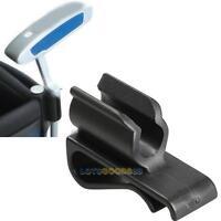 Golf Club Bag Clip On Putter Clamp Holder Putting Organizer Ball Marker New