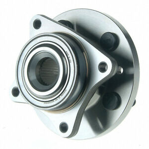 Wheel Bearing and Hub Assembly Front fits 2010 Land Rover Range Rover Sport