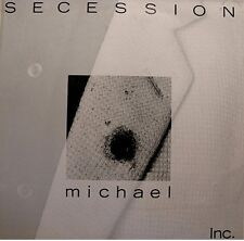 SECESSION michael/all the animals come out at night MAXI PROMO 1986 VIRGIN NM++