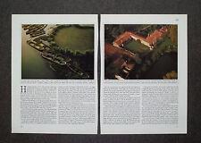 AG23 - Clipping-Ritaglio -1988- IL SERENISSIMO,VITA DEL SILE FRA TREVISO VENEZIA