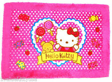 Hello Kitty Door Mat Floor Mat Teddy Bear Design Great Gift   **US SELLER**
