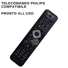 Telecomando PHILIPS compatibile pronto all'uso per TV LCD LED e PLASMA