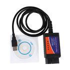 ELM327 USB Interface OBDII OBD2 Diagnostic Car Scanner Tool Scan Code Reader Kit