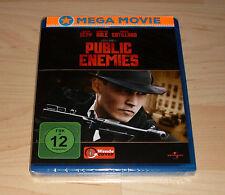 Blu-Ray Disc - Public Enemies - Johnny Depp - Christian Bale - Michael Mann Neu