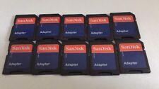 10pcs  Micro SD to SD HC  SDHC Memory Card Adapter Reader