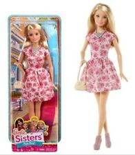 New Barbie Sisters Fun Day Life in the Dreamhouse Doll