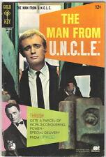 The Man From U.N.C.L.E. Comic Book #18, Gold Key 1968 FINE+