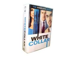 White Collar - Complete Series Collection Season 1-6 BRAND NEW 22-DISC DVD SET