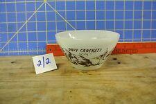 FireKing Davey Crocket Bowl