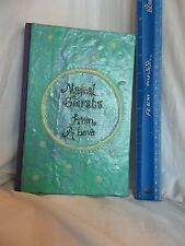 "Halloween Witch Spell Book ""Magical Secrets from Above"" Altered Prop Astrology"