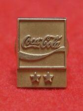 COCA-COLA - Coke 10K GOLD SERVICE PIN w/ Backing - CANADA