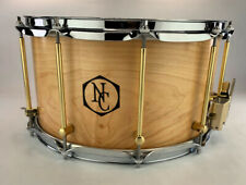 Noble And Cooley Solid Ply Maple Snare Drum 14x8 - B-Stock