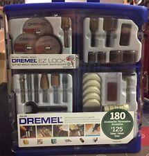Dremel 710-09 180 Pc. All-Purpose Rotary Accessory Kit #2401453