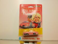 MATCHBOX THUNDERBIRDS FAB1 LADY PENELOPE - PINK 1:64? - UNOPENED CARD-BLISTER