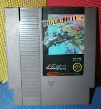 Taito Tiger-Heli Cartridge only for the NES