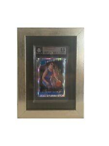 Single Graded Card Frame - Silver