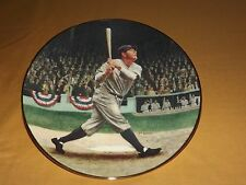 VINTAGE BASEBALL 1992 BABE RUTH CALLED SHOT  COLLECTOR PLATE LIMITED EDITION