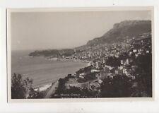 Monte Carlo Panorama de St Ronan Monaco [LL 30] Vintage RP Postcard 299b