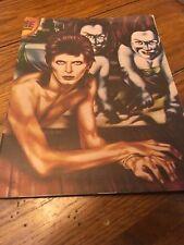 David Bowie-Diamond Dogs Concert Program