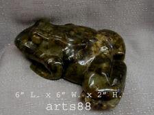 Labradorite Carved  Frogs  UnIqUe iTeM Wealthy Healthy # 2