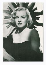 Marilyn MONROE carte postale n° C 488