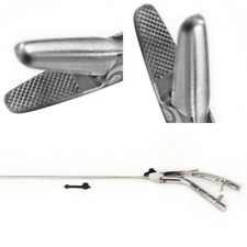 Needle Holder Gun Type 5x330 Straight Jaw Tc Laparoscopy Laparoscopic Endoscopy