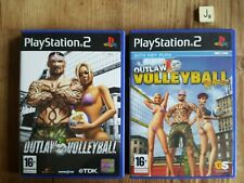 Outlaw Volley-Ball PS2-Outlaw Volleyball Remixed PS2-Très bon état et complète.