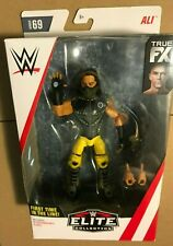 WWE Wrestling Elite Collection Series 69 Mustafa Ali Action Figure Yellow Pants