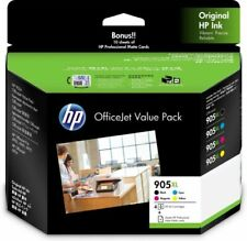 HP 905XL (3GN11A) Ink Cartridge - Value Pack