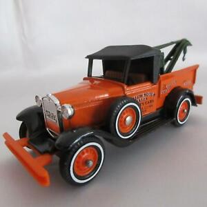 """Matchbox- The 1930 """"Model a Ford Wreak Truck"""" Y21 with Original Box"""