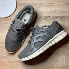 Nike Free Run +2 Woven LTR NRG 553280-220 Uk 9.5 Mens Sneakers Running Trainers